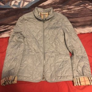 Burberry Jackets & Coats - Re posh. Burberry Quilted Jacket
